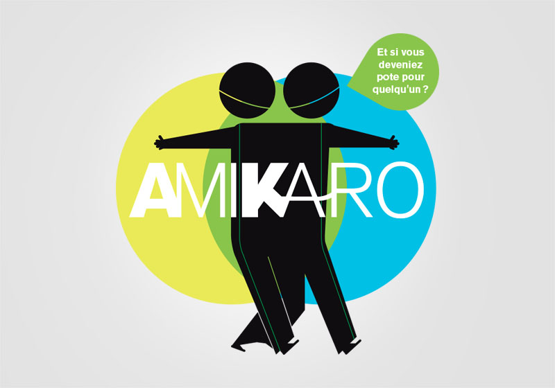Campagne de communication Amikaro